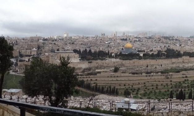 Jeruzalem: duizend indrukken in één dag