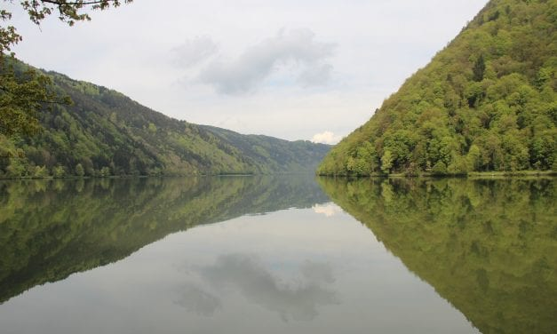 Adembenemende tocht langs Donau