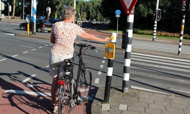 De fiets ontdekt