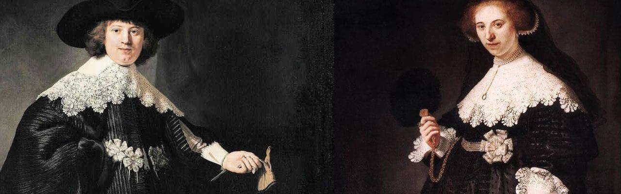 Maak selfie met een Rembrandt!