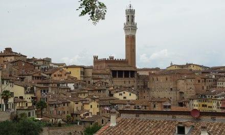 Middeleeuws Siena nog springlevend