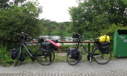 Zomer in Zuid-Nederland (1): met ducttape en doosje Simson kom je er wel