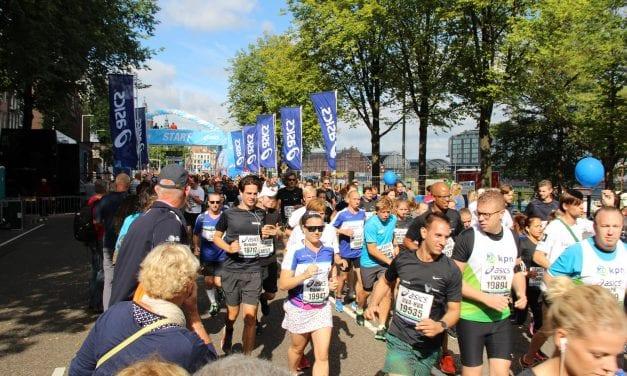 Naar finish Dam-tot-Dam race tegen de klok