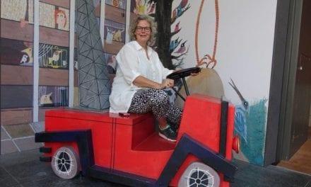 Opa en oma centraal in Kinderboekenweek:  Dik vijftig nog steeds fan van Floddertje