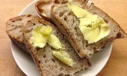 Over brood, boter en mijn moeders voeding