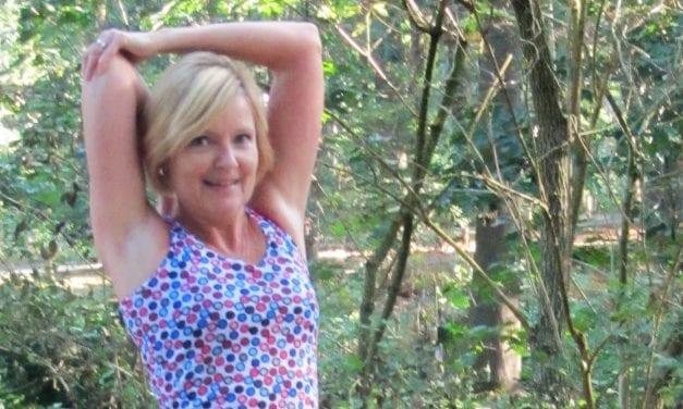 In Beweging: Hardloopster Bianca komt altijd vol energie terug