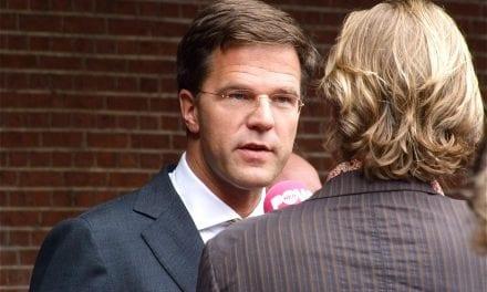 Rutte's pleur op: Nederlands geen splijtzwam maar bindmiddel