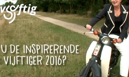 Meerdanvijftiger 2016: Kies en Stem!