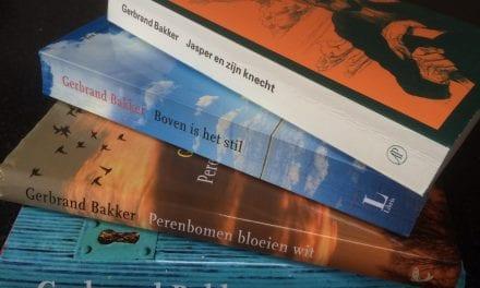 Boek van Gerbrand Bakker mag eindeloos doorgaan