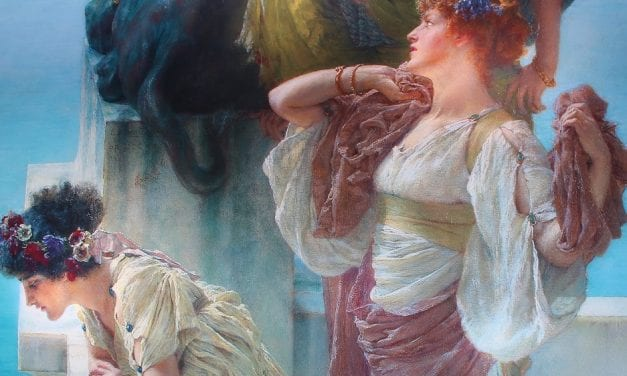 Alma-Tadema in Fries Museum: fascinerend levensecht