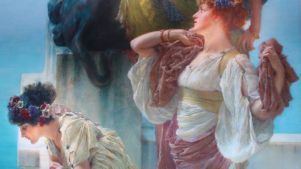 Alma-Tadema in Fries Museum: fascinerend levensecht