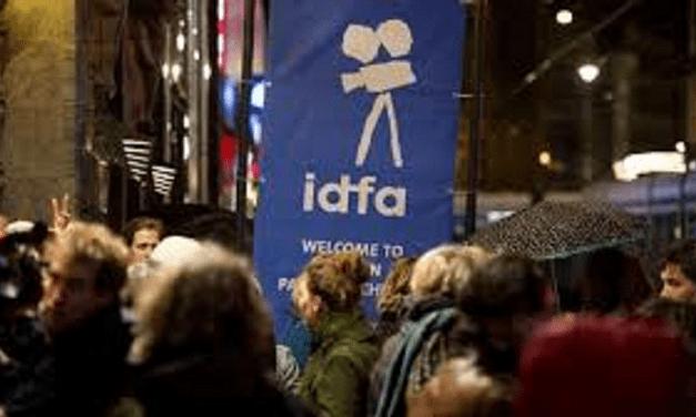 IDFA 2016 op televisie, internet en tv: Drie maal hoera!