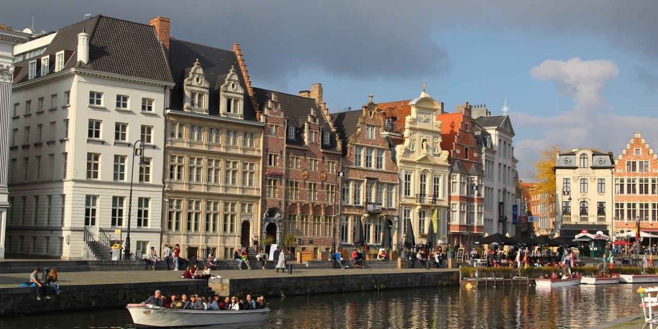 Weekendje Gent is Genieten met hoofdletter - Meer dan vijftig