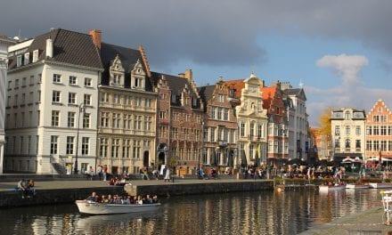 Weekendje Gent is Genieten met hoofdletter