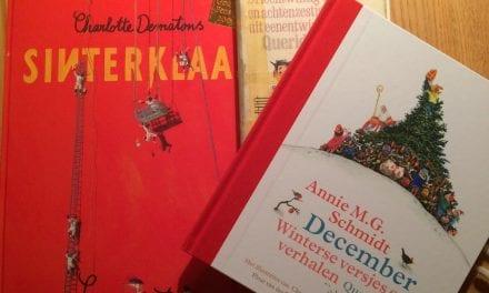 Sinterklaas houdt ook van lezen