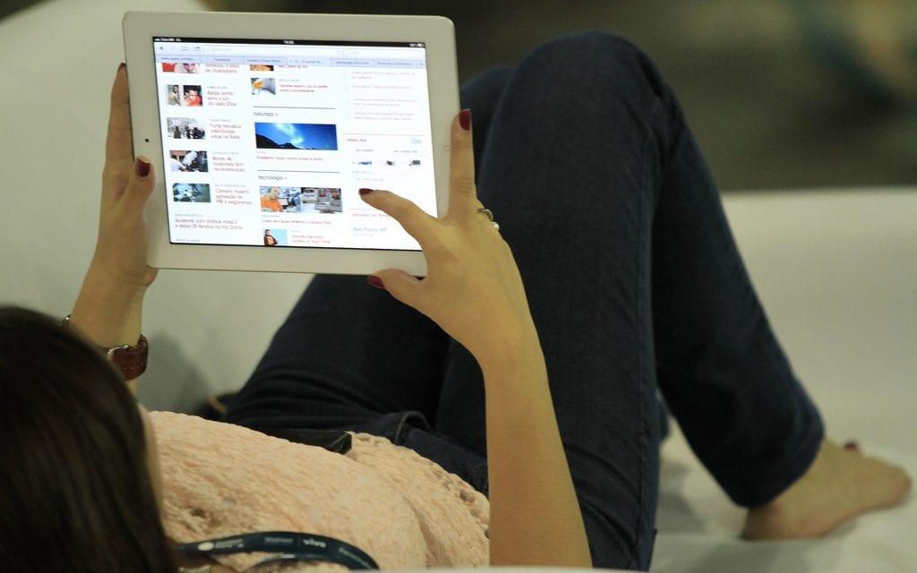Netvlies-degeneratie komt steeds vaker voor: Niet blind voor effecten digitale schermen