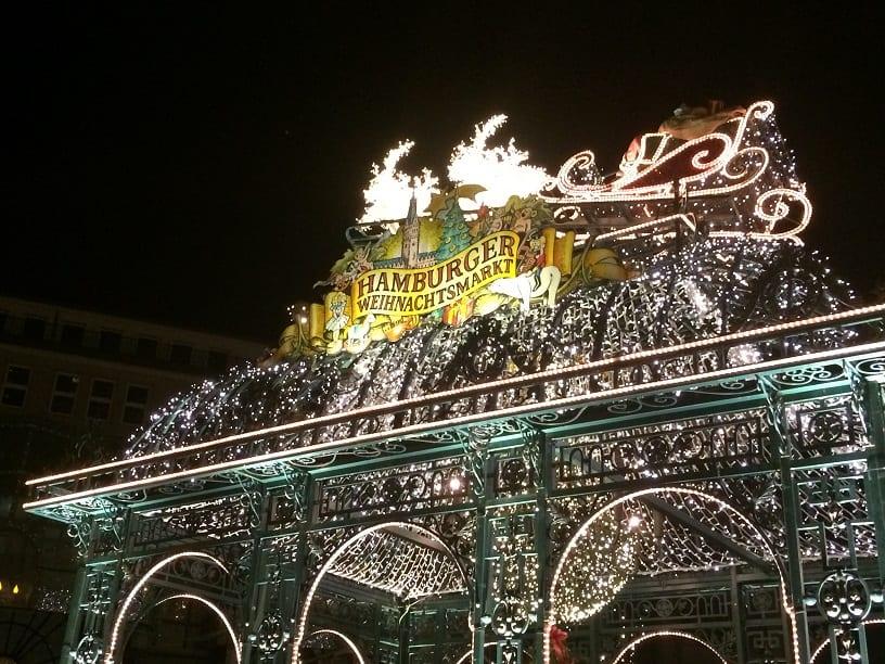 Kerstmarkt voor warm gevoel in december