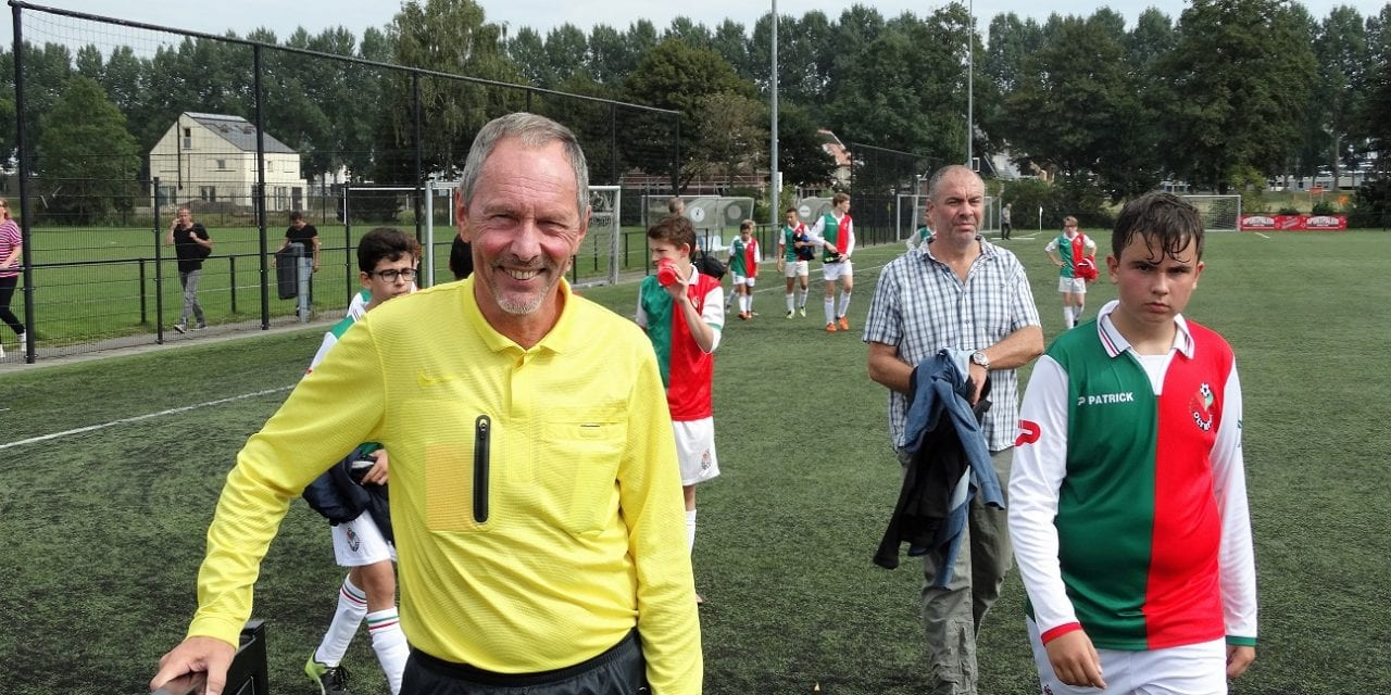 In Beweging: Gelukkig op het voetbalveld