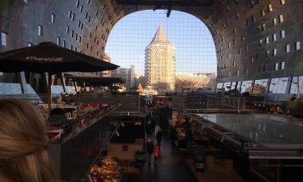 Rotterdam smáákt naar meer: een voorproefje in de Markthal
