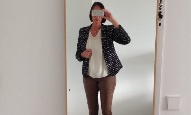 Het Hemd Van Het Lijf:  Jeanne-Marie's voorkeur voor jasjes en vestjes