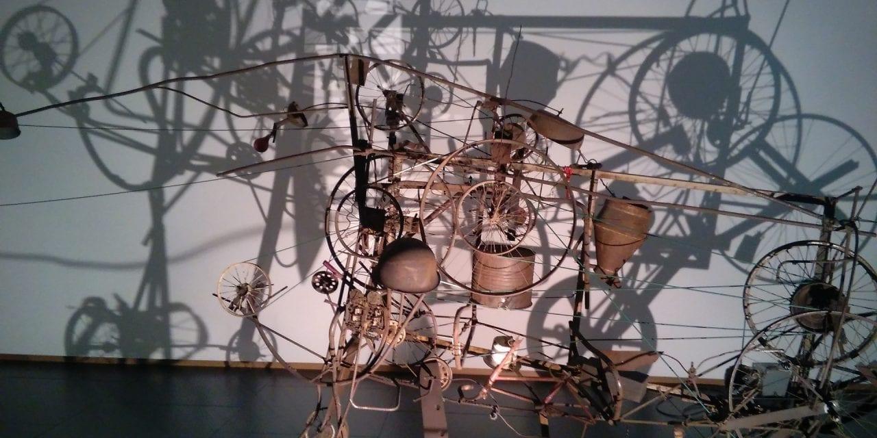 Jean Tinguely: De kunst in beweging