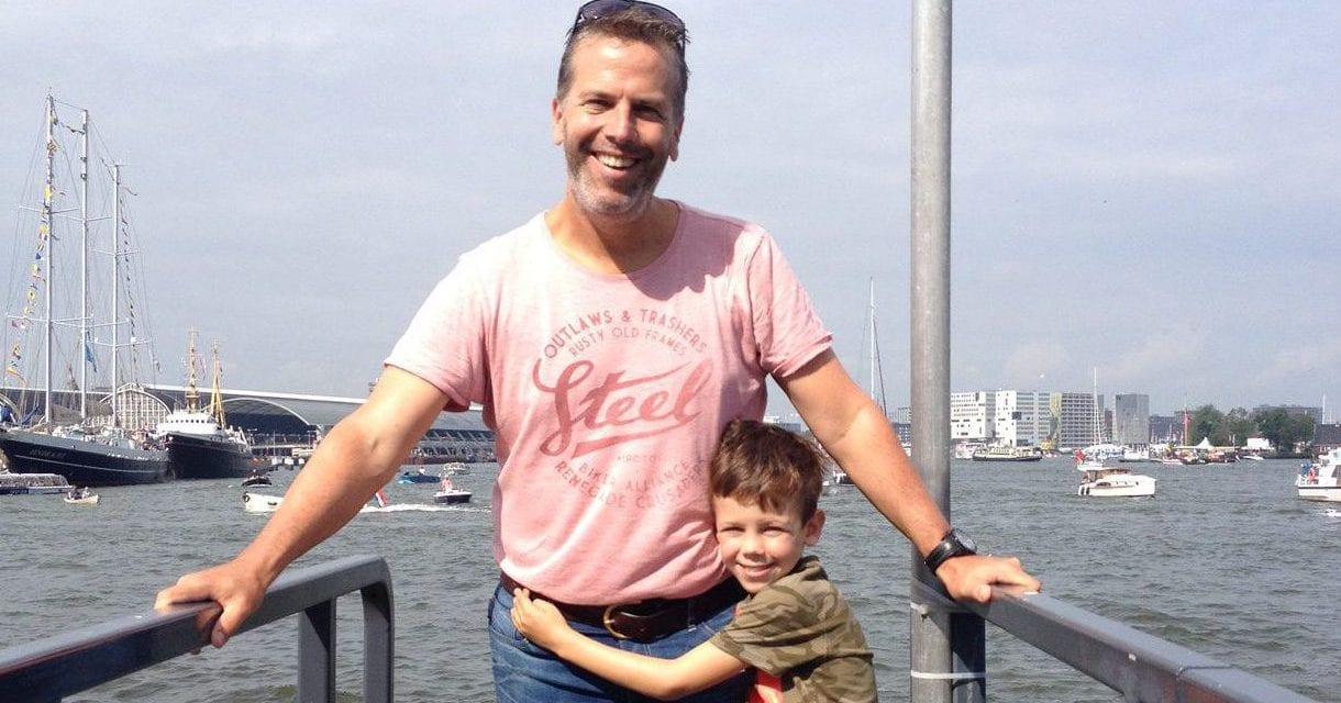 In Beweging: Bart Mouters ontluikende liefde voor zwemmen