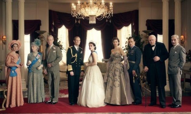 Britse koningshuis: God save the queen voor televisiekijkers