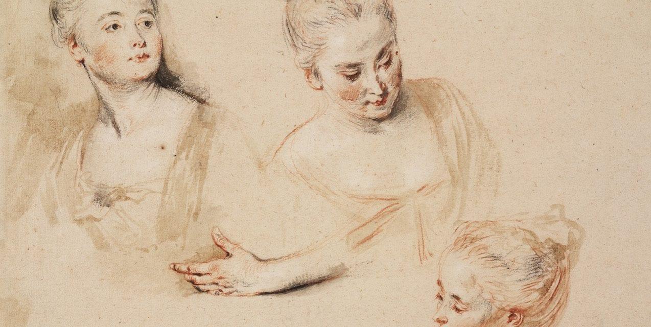 Watteau in het Teylers: de schilder van de trendy 17de eeuw