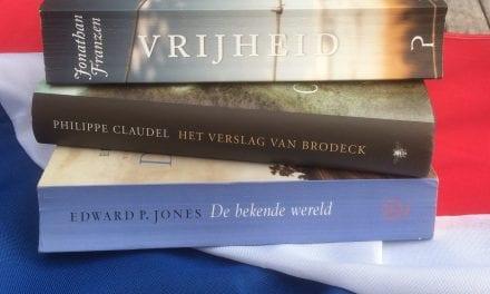 5xlezen in mei: De vrijheid bevochten in boeken