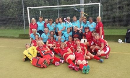 In Beweging: Edith Litan is weer blij met hockey