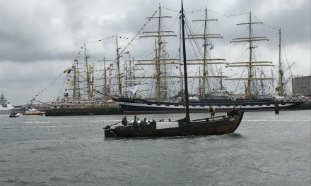 Sail Den Helder een feestelijk vleugje echt zeemansleven