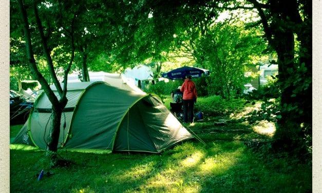 Op leeftijd? Kamperen in tent kan nog steeds!