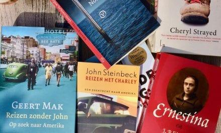 5x lezen in augustus: op reis met vakantieboek