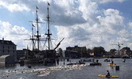 Na Amsterdam City Swim jankend het water uit