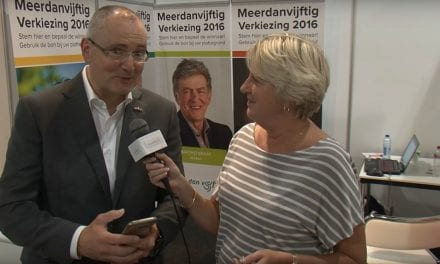 Alexander van de Kerkhof: 25ste 50PlusBeurs feestje voor ouderen