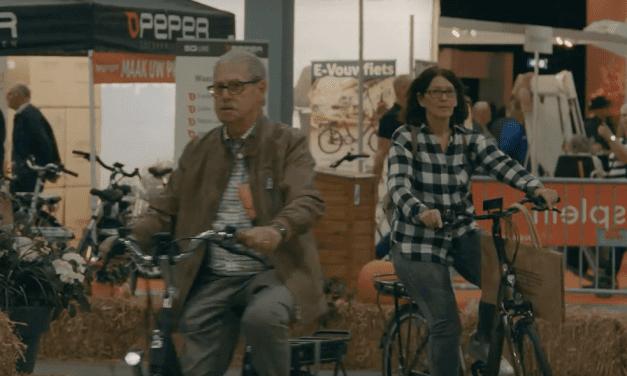 E-bike juist duwtje in de rug om te bewegen