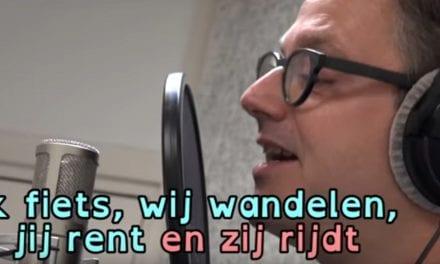 Week in teken onze taal: Ik heb u lief, mijn Nederlands!