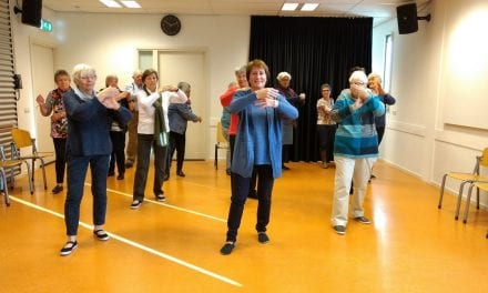 In Beweging: Door Tai Chi overwon Annie Oppers haar burn-out