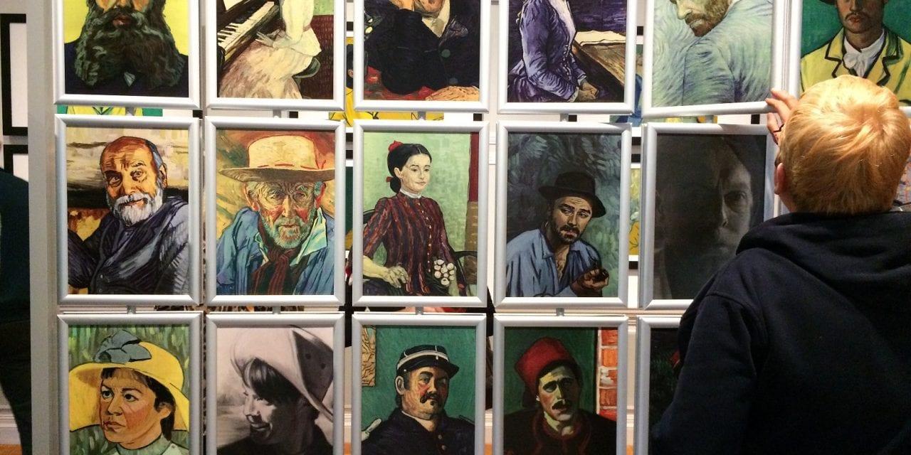 Loving Vincent: een sprookje van 100 schilders en 1000 schilderijen