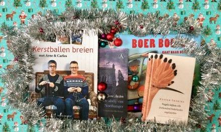 5x lezen in december: boeken om cadeau te geven