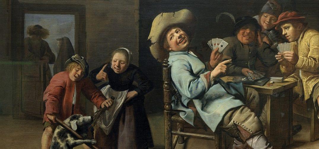 Humor in de Gouden Eeuw: Lekker lachen is een kunst
