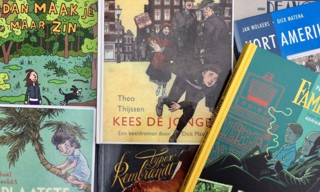 5x Lezen én kijken: Graphic novels!