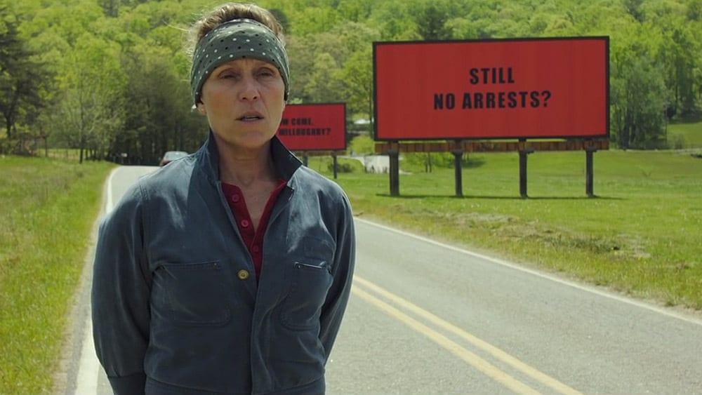 Actrice Frances McDormand indrukwekkend menselijk