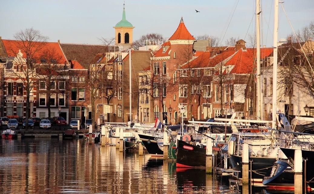 Dordrecht, de moeite van het afslaan bij A16 waard