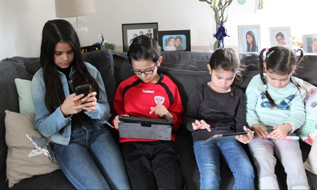 Kleinkinderen en internet: op verlanglijstje staat roze spelletjestablet…