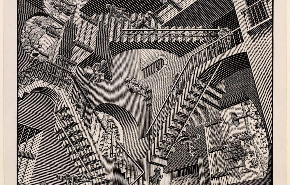Film brengt wereld van M.C. Escher tot leven