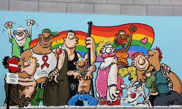 Keuze van Kees: In België leeft stripverhaal