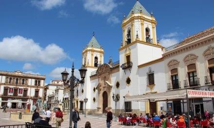 Andalusië om warm van te worden