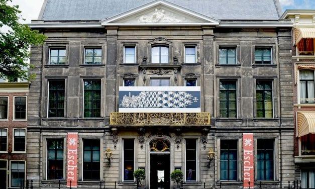 Escher in Het Paleis: de kunst van het kijken