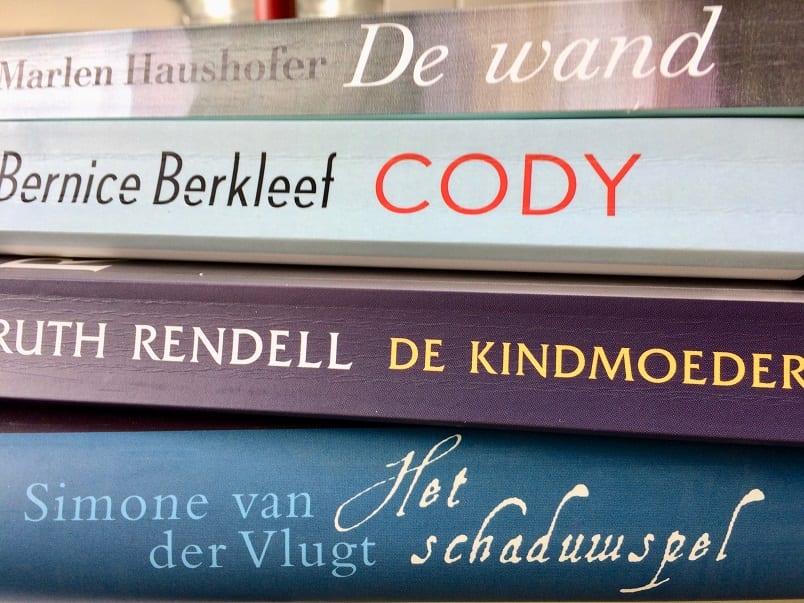 5xlezen in september: elk boek getest in de zomerzon!